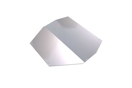 Защита двигателя для подрамника стальная оцинкованная (калина, гранта)