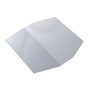 Защита двигателя алюминиевая для поперечины (гранта , калина , калина 2 )